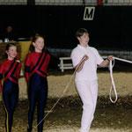 Melina, Silke und Dina