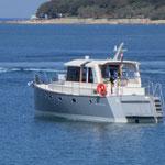 Treibstoffsparender Trawler