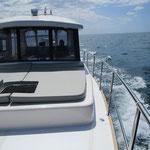 Seaworthy modern trawler
