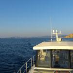 Von Kyria Panagia nach Agios Efstratos