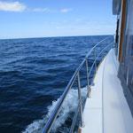 Seetüchtiger Trawler