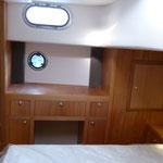 Trawler Motorboot