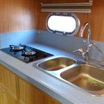 Küche im Passagemaker