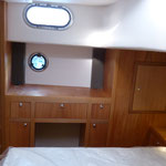 Trawler Motorboat