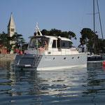 Treibstoffsparendes Passagemaker Motorboot