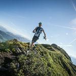 En compétition à la Pierra Menta été, Matthieu Brignon guide à Aussois en Haute-Maurienne