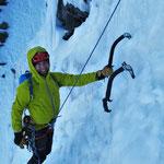 Jimmy  -  Cascade guide Maurienne