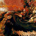 I Asia IV (60 x 45 cm), copyright © 2011 Ilsabé von Dallwitz