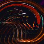 IX Asia II(60x50 cm), copyright © 2011 Ilsabé von Dallwitz