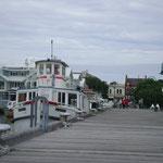 Le port historique