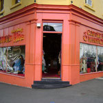 Le magasin de location de costumes