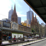 L'ancien et le nouveau se cotoient à Melbourne
