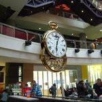 Horloge animée à Melbourne Centrale