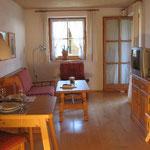 Wohnraum Apartment Kehlstein