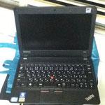 こっちの予算で買ったノートPC。落ち着いたらかずさにDynabookを返却せねば。