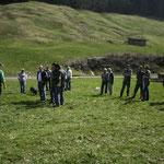 Die Swissherbook Kommission am bewerten