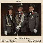 1981-82 Hermann Ernst- Wilhelm Bartels Otto Westpahl