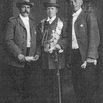 1923-24 Otto Hatesuer- Georg Wente und Johannes Harms