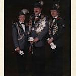 1985-86 Rudolf Flügge- Wilhelm Bartels Hans Georg Wente