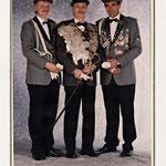 1995-96 Lothar Bernd- Benno Struß Hans Brandt jr.