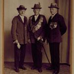 1927-28 Hinrich Wiechern- Wilhelm Böttcher Otto Wohlers