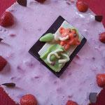 Erdbeerjoghurttorte