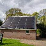 Staaldak Clickfit,Solarwatt 300 wp,Stecagrid 4203