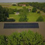 Solarwatt,Clickfit evo,StecaGrid Omvormer,Pannendak