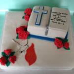Taart voor een kerkviering