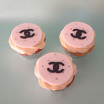 Sweet 16, Chanel cupcakes