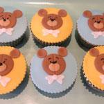 Beren cupcakes