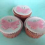 Vlinder cupcakes