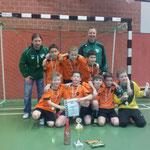 Sieger Tanne Thalheim E1 Turnier
