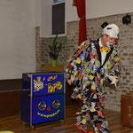 Hello Kids Clown Poppo zu Besuch