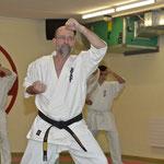 Training Karate 40+