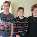 Jordan, Antonin et Lucas