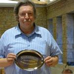 Bernard PIET, Champion du Jura 2013