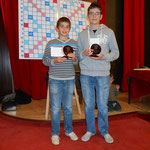 Antonin AUBRY 1er benjamin de la coupe Paul Vieilly