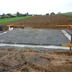 Fundamente, frostfrei gegründet (110 cm)