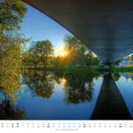 Neue Brücke beim Schleichersee