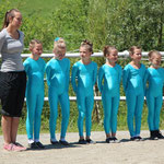 Alina, Angelina, Nati, Laura, Janina und Lilli