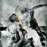 Luigi Brolese-composizione_acrilico su tela - 60x50 - 2014