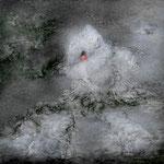 Giuditta Dessy - La via della conoscenza: Intuizione - Olio su tela - cm 80 x 80