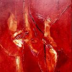 Luigi Brolese-trasparenze-olio su tela - 60x50 - 2014