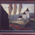 Le manoir de Quertainmont (ferme de M. de Burlet)
