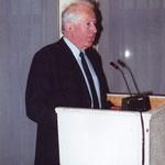 Jean Detournay, président du Rif Tout Dju
