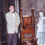 Albert Hanse, photographe nivellois et ami d'Octave