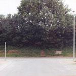 Mai 2000 - la future rue Octave Sanspoux sera ouverte face à l'allée Arthur Masson