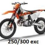 Cliquez ici pour accéder aux protections de 250/300 exc