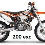 Cliquez ici pour accéder aux protections de 200 exc/sx